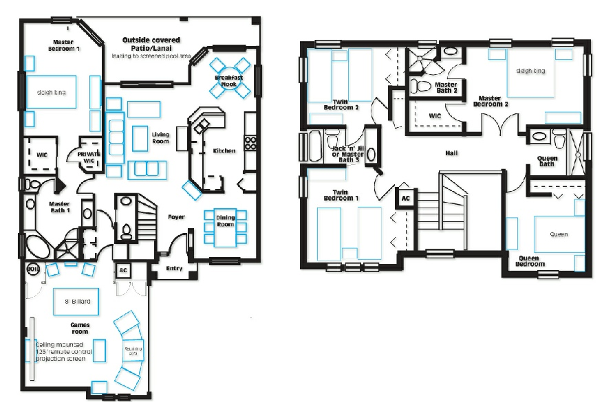 Villa plan for Where to get house plans